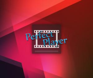 Perfect Player IPTV screen 1
